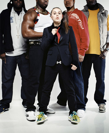 Spank rock remix lady sovereign recommend you